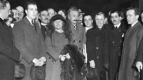 Detalles mundanos de la vida de Einstein