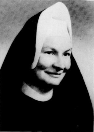 La monja que fue una de las madres de la informática
