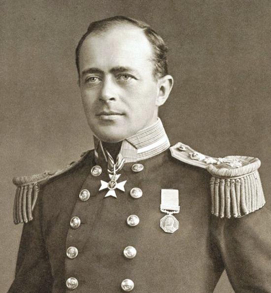 La única vez que Scott mencionó a Amundsen en su diario