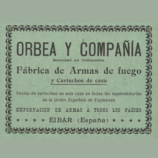 Orbea, los fabricantes de armas que acabaron haciendo bicicletas