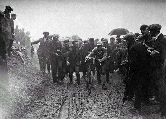 16 fotos históricas del Tour de Francia