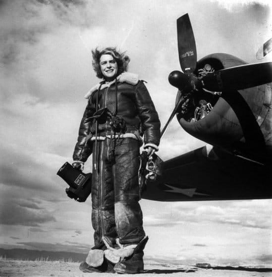 Margaret Bourke-White, las fotografías de una pionera en la Segunda Guerra Mundial