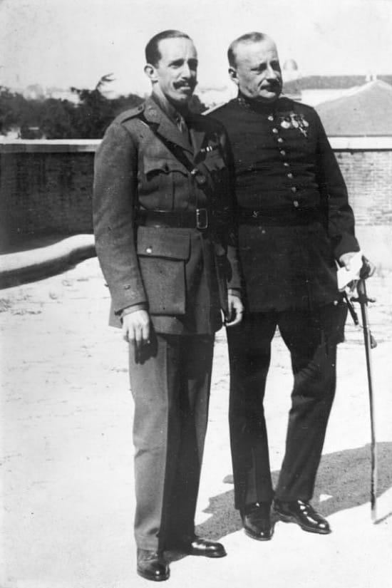 El golpe de Estado de 1923 en Barcelona que acabó con la constitución más longeva