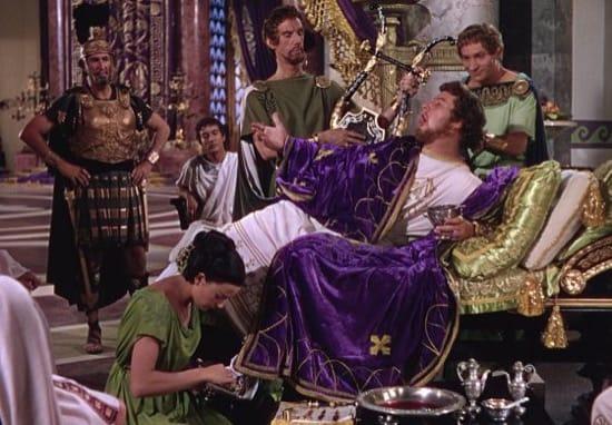 El púrpura de Tiro, el color de los emperadores que proviene de un caracol