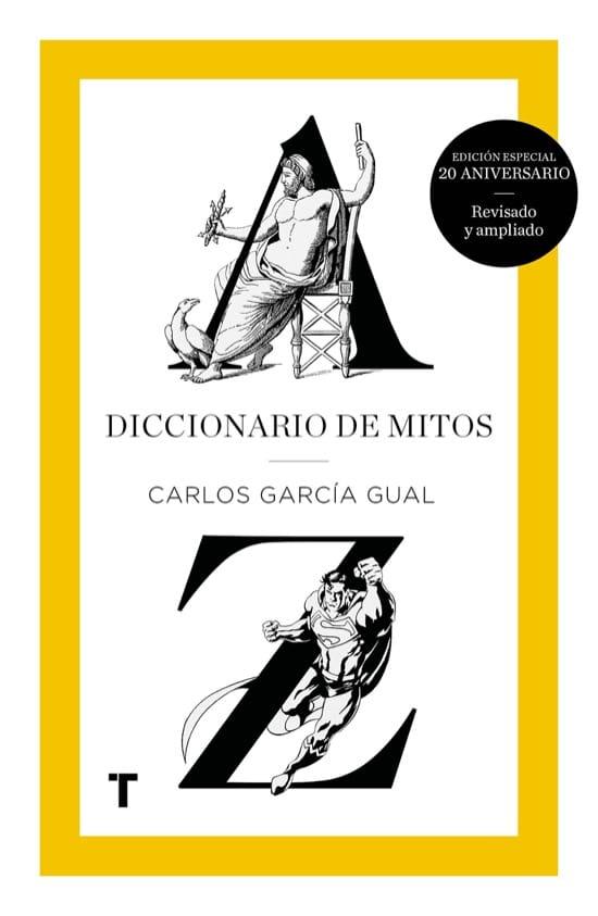 Diccionario de mitos, de Carlos García Gual