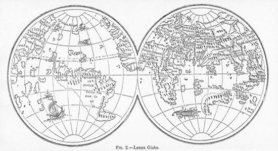 Aquí yacen dragones, el mito en los mapas