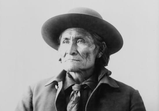 Gerónimo, el apache