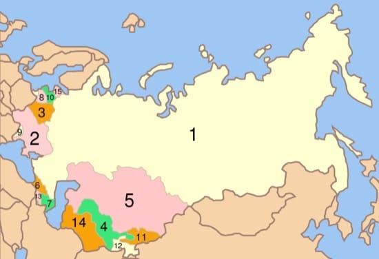 Rusia y URSS