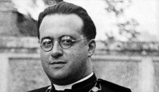 Georges Lemaître, el sacerdote creador de la teoría del Big Bang