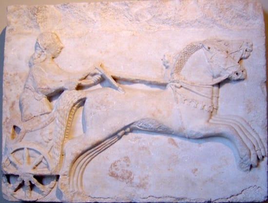 Diocles, el deportista mejor pagado de la historia