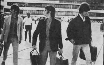 The Beatles en Filipinas