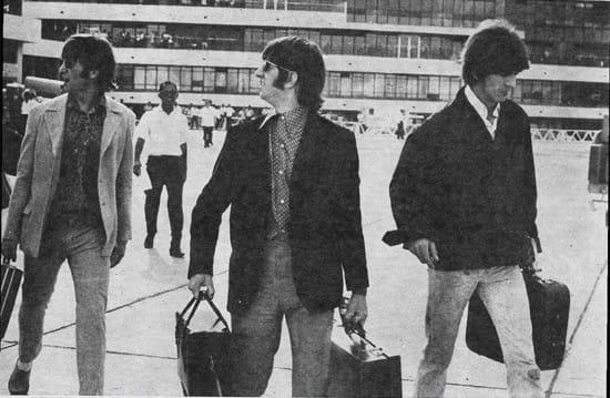 The Beatles en Filipinas