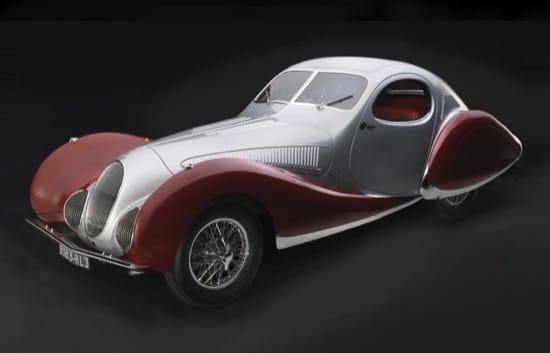 1938 Talbot-Lago T150C-SS Teardrop Coupe
