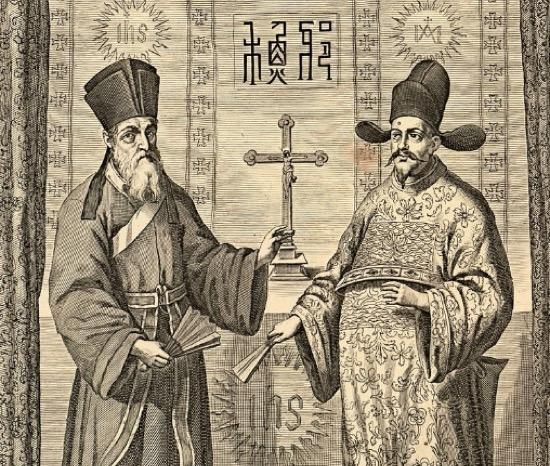 El primer occidental en entrar en la Ciudad Prohibida china