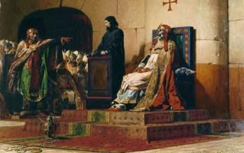 El Concilio Cadavérico en el que se desenterró al papa Formoso para juzgarle