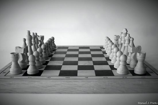 Una bonita leyenda sobre el origen del ajedrez