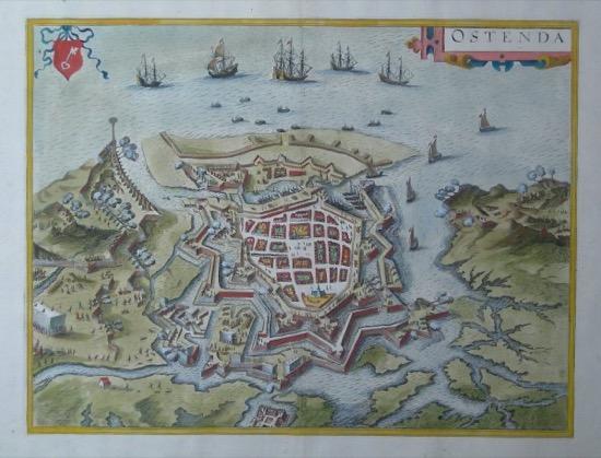 Los 3 años de asedio de Ostende acabaron con España en bancarrota