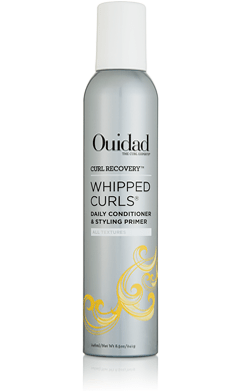 Ouidad Whipped Curls Daily Conditioner & Styling Primer