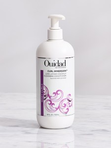 Curl Immersion Low-Lather Coconut Cleansing Conditioner 16 .oz