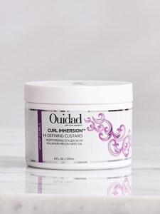 Ouidad Curl Immersio Hi-defining Custard 8 .oz