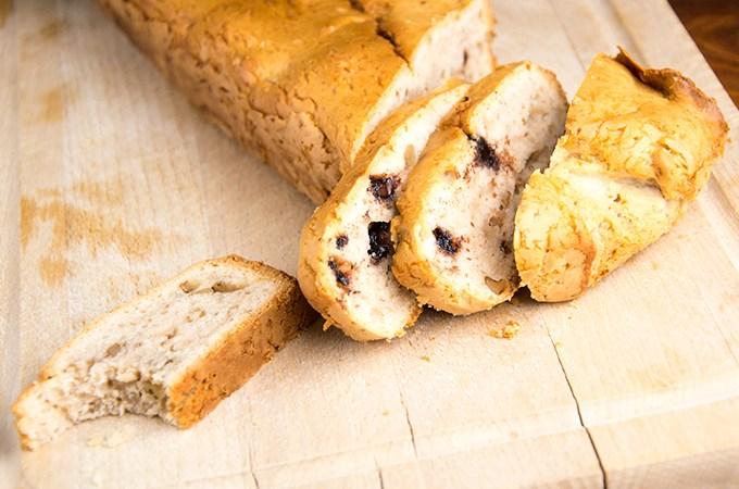Recept Bananencake met walnoot van Ben&Jerry