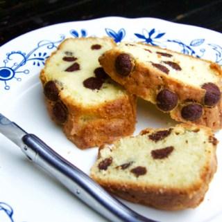 Recept Cake met kruidnoten