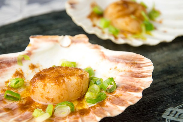 Recept Coquille in miso