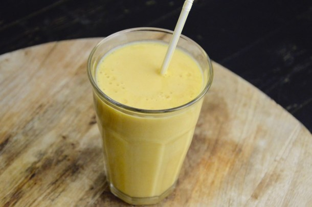 Recept Heerlijke smoothie van perzik