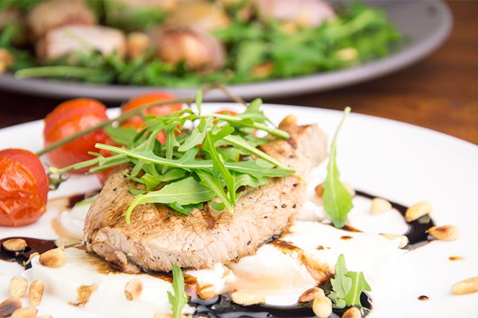 Vaak Recept Kalfsoesters met mozzarella | Foodblog CurlsCulinair @YD38