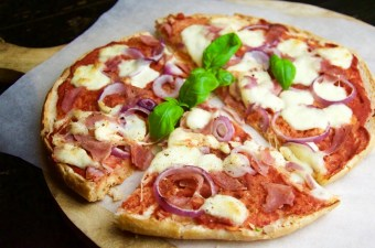 Recept Pizza van Turks brood