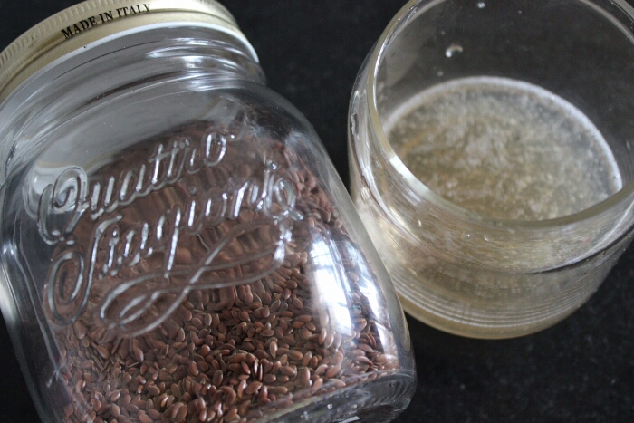 Homemade Flaxseed Gel For Curly Hair With Step By Step Photos Curlsandbeautydiary