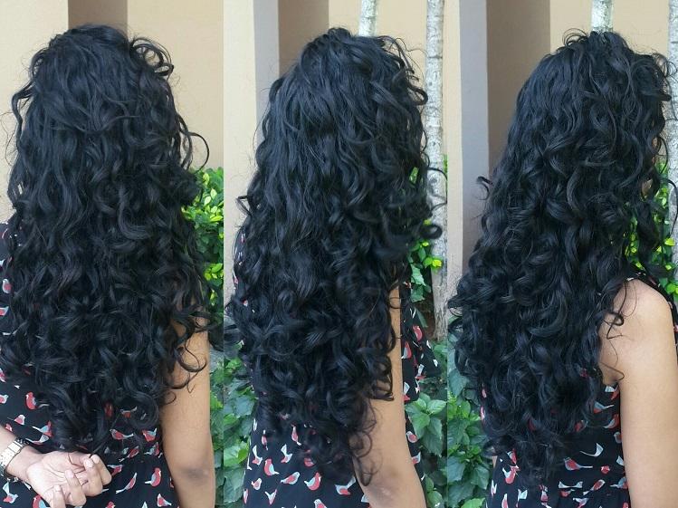 9 tips to get well defined curls | CurlsandBeautyDiary