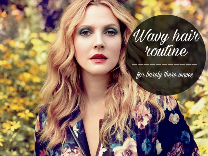 Wavy Hair Routine How Is It Different From A Curly Hair Routine Curlsandbeautydiary