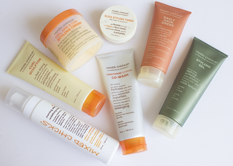 Mixed Chicks Curly Hair Products Review Curlsandbeautydiary