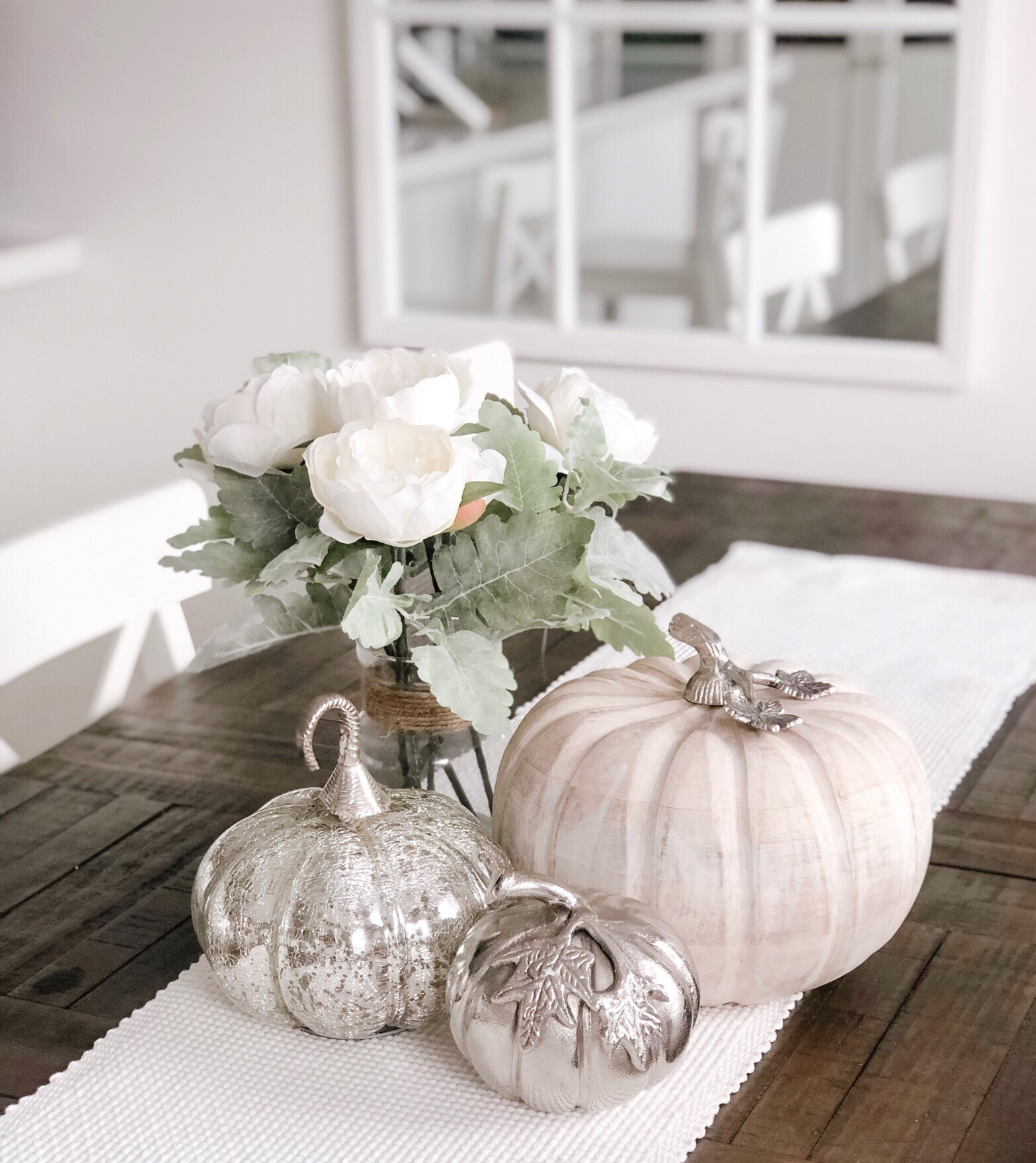 Hello Pumpkin, Neutral Fall Decor!