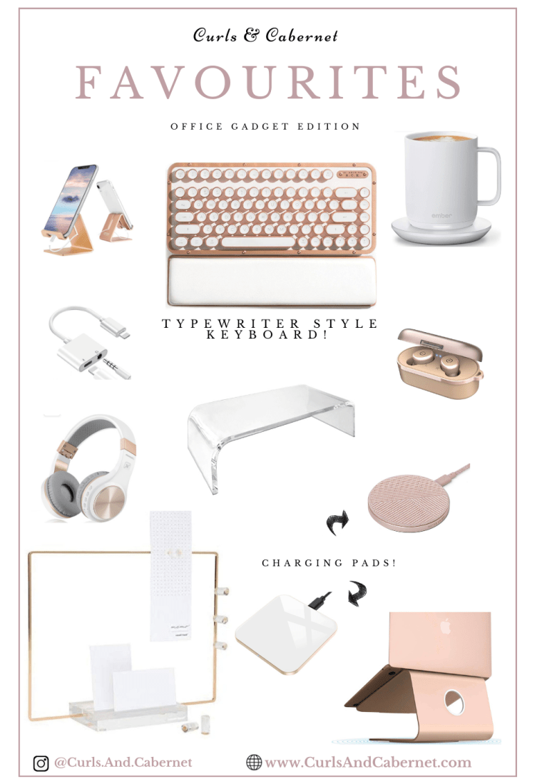 Favourite: Chic Office Gadgets and Gizmos