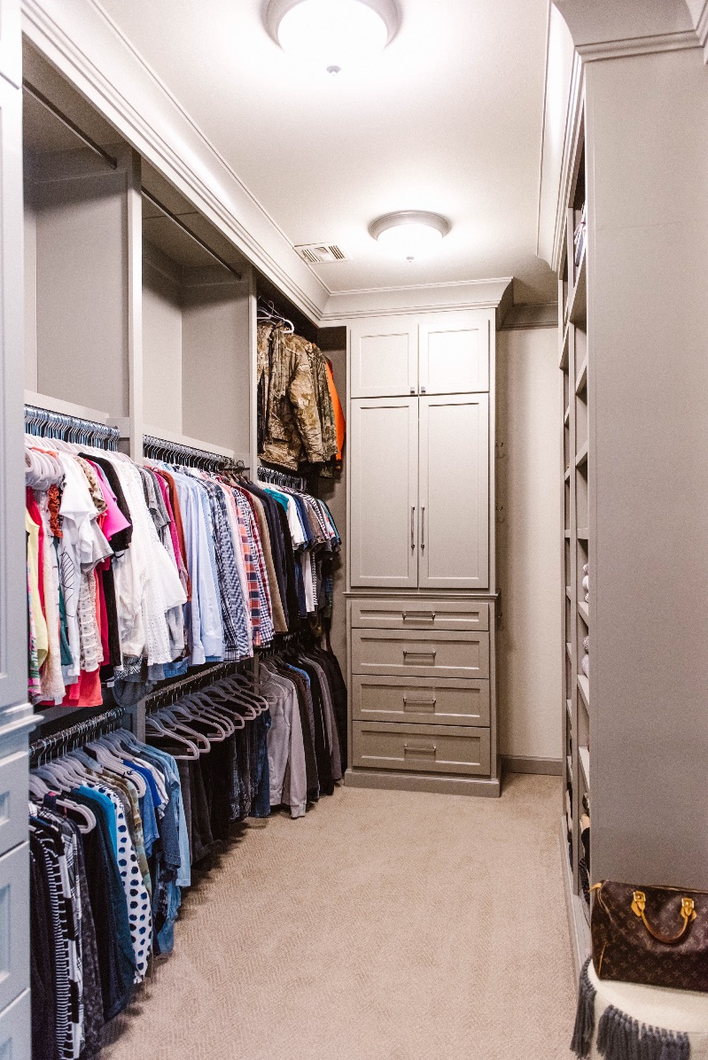 Master Closet Organization Ideas By Popular Oklahoma Lifestyle Blogger  Curls U0026 Cashmere