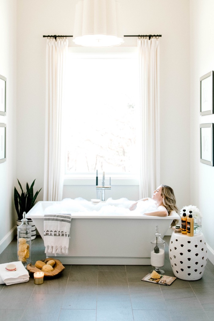 At Home Spa Day Ideas   Beauty   Curls and Cashmere
