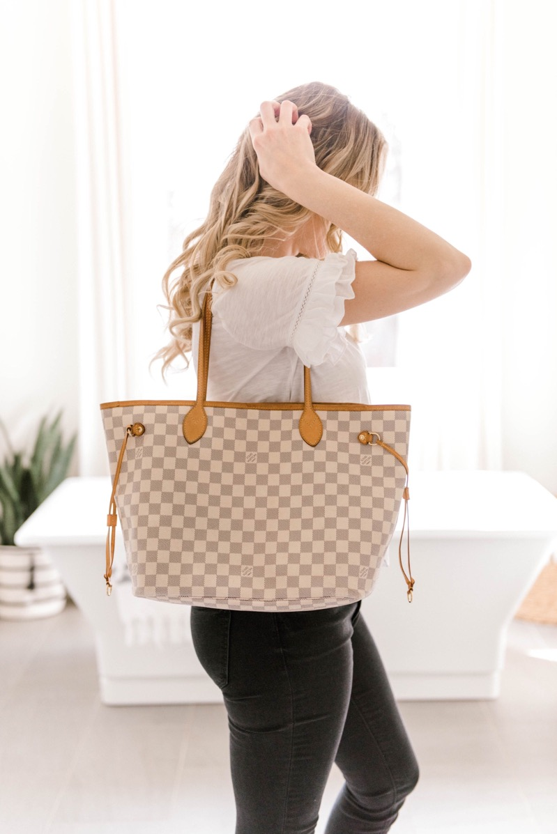 Which Size Is The Best Louis Vuitton Neverful Tote Gm Or Mm