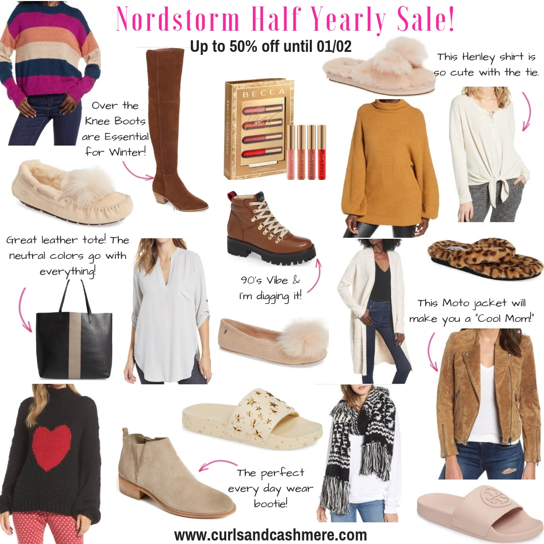 c8a33e6b661 Nordstrom Half Yearly Sale. Read more as Ashley shares her top picks from  the Nordstrom ...
