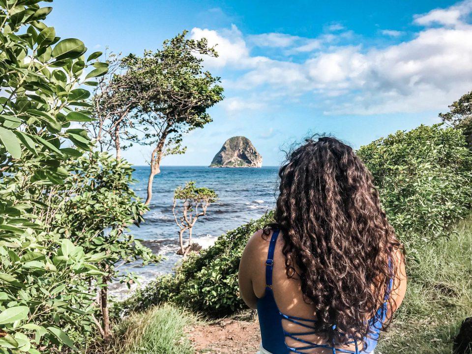 Martinique - la plage du diamant