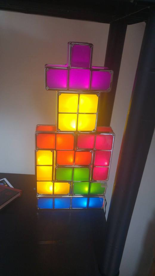 Tetris light, findmeagift