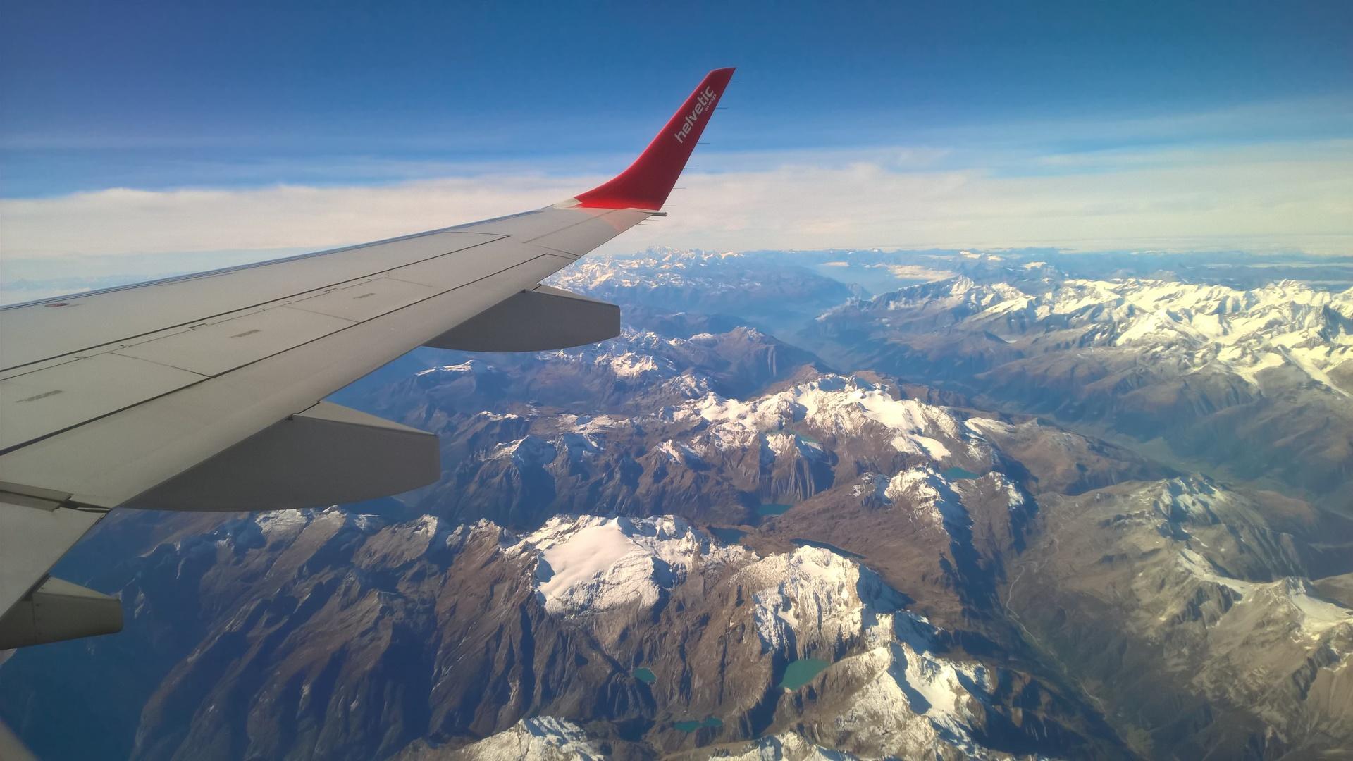 I go travelling…