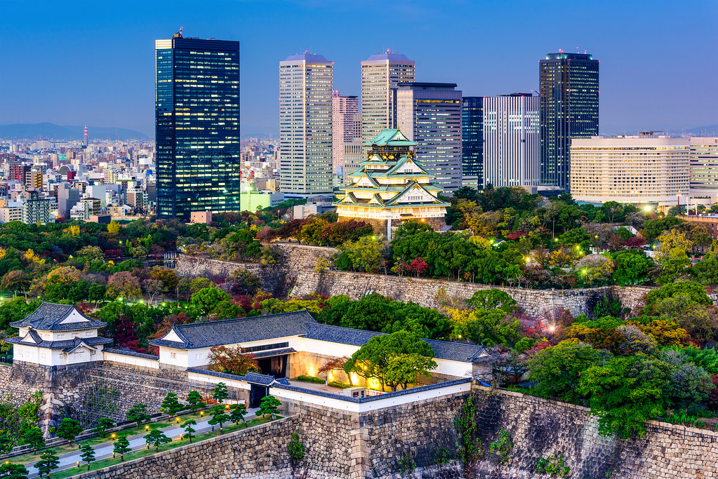 Journey to Osaka