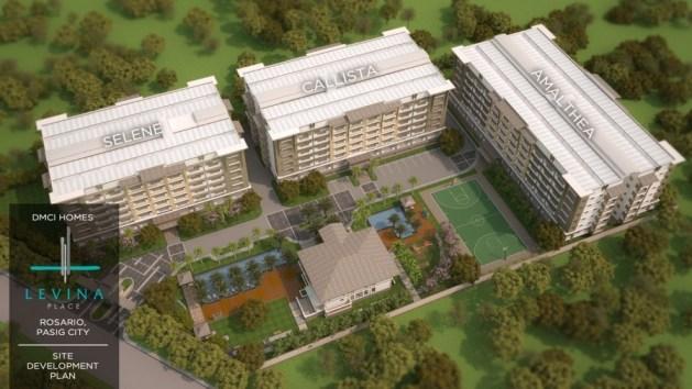 LEVINA Site Development Plan
