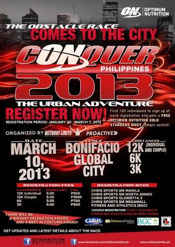 Conquer 2013