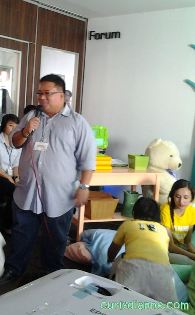 Mr. John Remwil Valeria, Guidance Counselor from Don Bosco Technical School