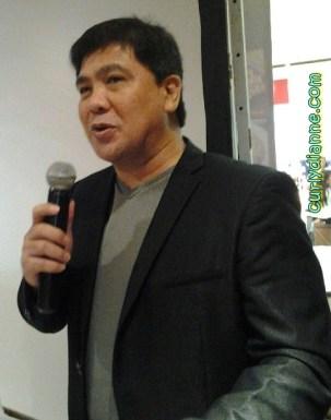 Mr. Francisco Enrile, Licensed Good Enough Parenting Facilitator