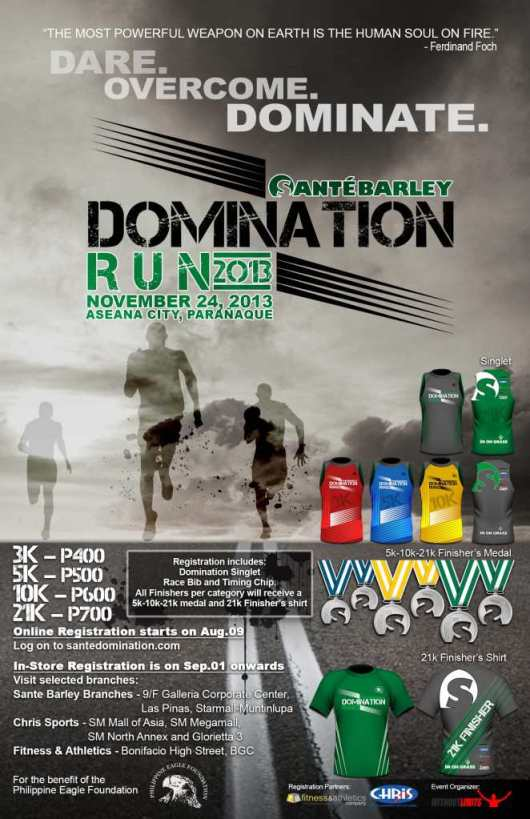 Sante Barley Run