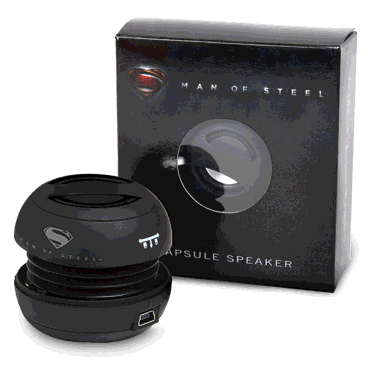 man of steel speaker